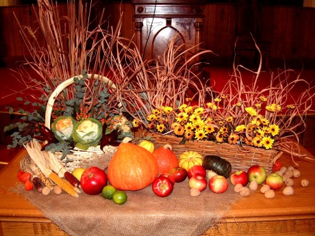 Thanksgiving piece